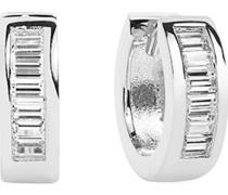 Sif Jakobs Jewellery Damen-Creolen Silber Zirkonia