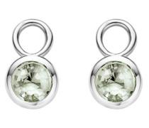 Einhänger aus 925 Sterling Silber mit Kristallen