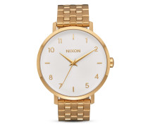 Quarzuhr Arrow A1090-504 All Gold / White
