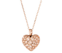 Halskette Valentine's Hearts aus Edelstahl