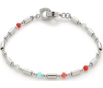 Leonardo Damen-Armband Edelstahl/Glas