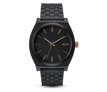 Quarzuhr Time Teller A045-1041-00 Matte Black / Gold