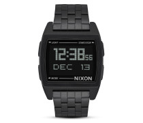 Digitaluhr Base A1107-001 All Black