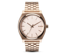 Quarzuhr Time Teller A045 897-00 All Rose Gold