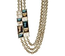 Halskette vergoldet