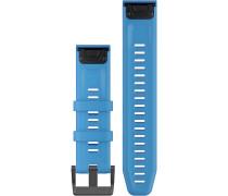 Garmin Unisex-Kunststoffband Quickfit Silikon