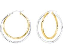 FAVS. Damen-Creole 925er Silber, 925er Silber