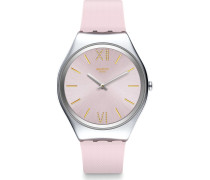 Swatch Damen-Uhren Analog Quarz