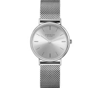 Sternglas Damen-Uhren Analog Quarz