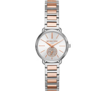 Michael Kors Damen-Uhren Quarz