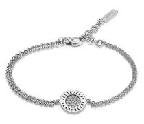Armband aus Sterling Silber mit 19 Zirkonia