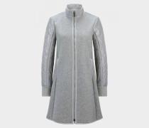 Mantel Keira für Damen - Hellgrau Mantel