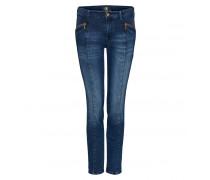 Jeans GRETA-S für Damen - Dusty Overdyed