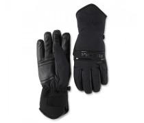 Handschuhe Isa für Damen - Schwarz Handschuhe