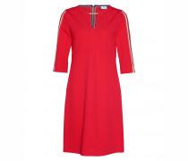 Jersey-Kleid KAJA für Damen - Coral Kleid