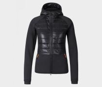 Hybrid-Jacke Rikka für Damen - Schwarz Jacke