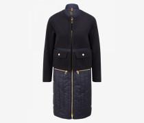 Mantel Amadea für Damen - Navy blue