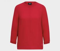 Blusen-Shirt Teddy für Damen - Rot