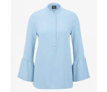 Bluse Ella für Damen - Light blue
