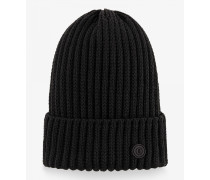 Strickmütze Emira für Damen - Black