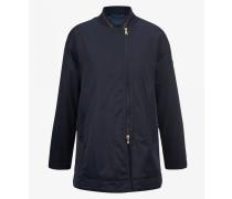 Leicht ausgestellte Jacke Evelina für Damen - Navy blue Jacke