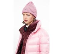 Strickmütze Emira für Woman - Flamingo-Rosa