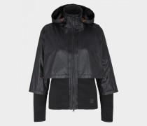 Hybrid-Jacke Fran für Damen - Schwarz Jacke