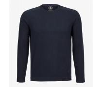 Pullover Polar für Herren - Navy-Blau Pullover