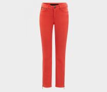 Jeans Mae für Damen - Orange