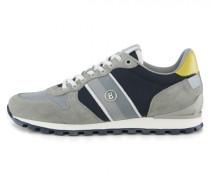 Sneaker Porto - Grau/Dunkelblau