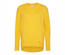 Strick-Pullover FELICIA für Damen - Golden Ginger Pullover
