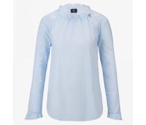 Bluse Franci für Damen - Hellblau