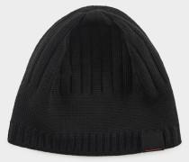 Mütze Eastan für Herren - Schwarz