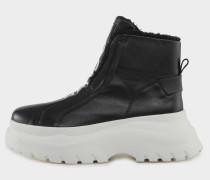 Sneaker Banff für Damen - Schwarz Sneaker