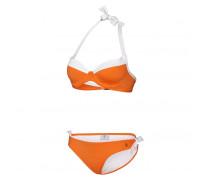 Neckholder-Bikini BRENDA für Damen - Sunset Neckholder-Bikini