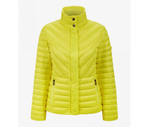 Lightweight Daunenjacke Diana für Damen - Lemon yellow