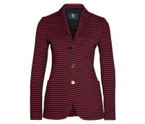 Jersey-Blazer MABEL-1 für Damen - Navy Jersey-Blazer