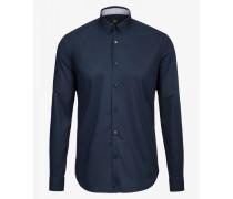 Hemd Timi für Herren - Navy-Blau