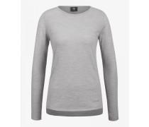 Feinstrick-Pullover Adora für Damen - Husky Gray Feinstrick-Pullover