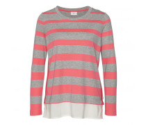 Shirt ESTELLE für Damen - Hibiscus/Multicolor