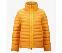 Leichtdaunenjacke Mia für Damen - Yellow-orange