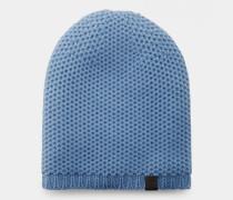 Strickmütze Lorena für Damen - Pastellblau