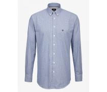 Hemd Timt für Herren - Blau/Weiß