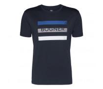 T-Shirt ROC2 für Herren - Navy T-Shirt