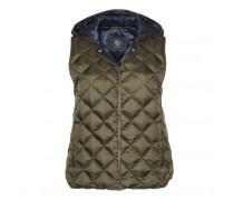 Lightweight Daunenweste COCO-D für Damen - Khaki
