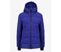 Ski-Daunenjacke Gwen für Woman - Indigo-Blau