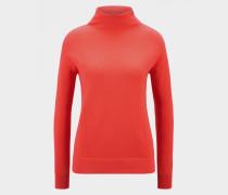 Pullover Roana für Damen - Rot-Orange Pullover