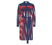 Hemdblusen-Kleid Aus Seide PURA-1 für Damen - Captain Kleid