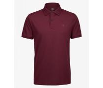 Polo-Shirt Timo für Herren - Burgundy red