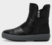 Boots Anchorage für Damen - Schwarz